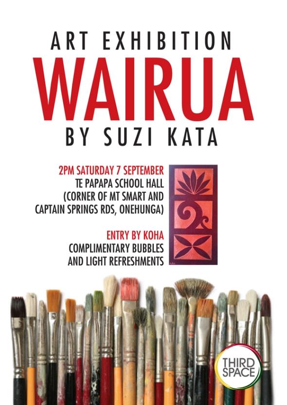 Wairua exhibition OL